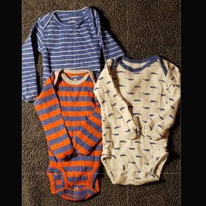 Carter's bodysuit bundle